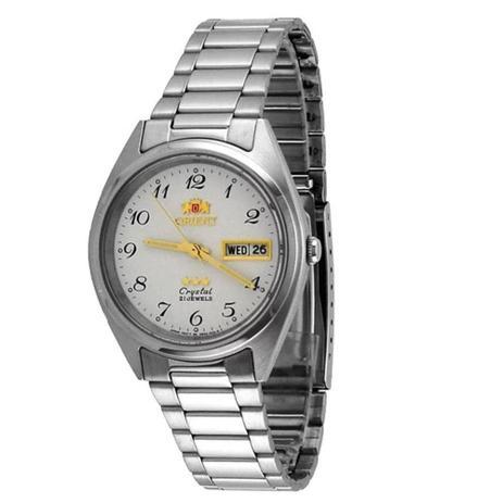 a6333d3bef8 Relógio Orient Automático Clássico Fab00003W9 - Relógio Masculino ...