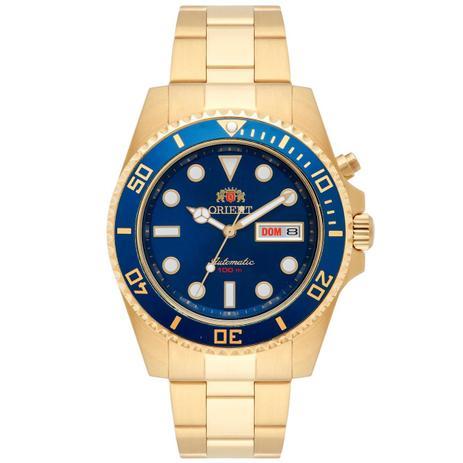4e4f4625f8bdf6 Relógio Orient Automático Masculino Analógico 469GP066 D1KX ...