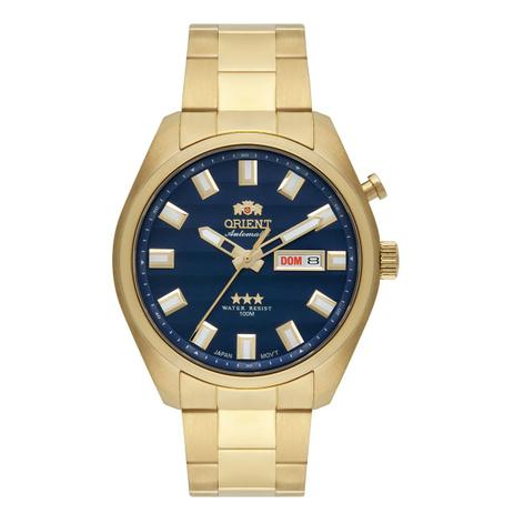6f19702640f Relógio Orient Automático Masculino Analógico 469GP076 D1KX ...