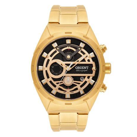 1eebe4d980d Relógio Orient Cronógrafo MGSSC023 PIPX Analógico Masculino ...