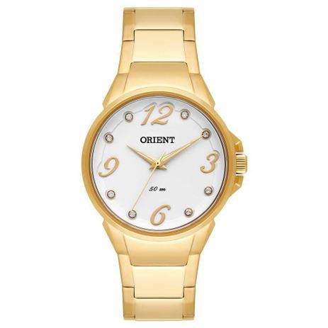 e0ec7b8a0de Relógio Orient Feminino Dourado Fgss0081 B2kx - Relógio Feminino ...
