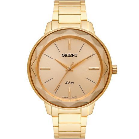 Imagem de Relógio Orient Feminino Dourado FGSS0137C1KX