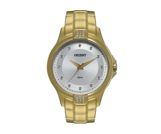 c88deed905a Relógio Orient Feminino Eternal Cristais Swarovski Analógico FGSS0037 S1KX