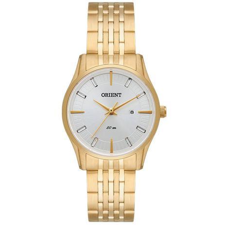 Relógio Orient Feminino Fgss1118 S1kx, C garantia E Nf - Relógio ... 2b23664543