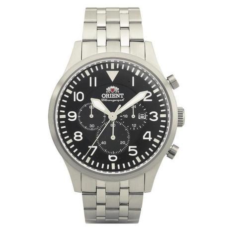 0ef38274003 Relógio Orient Masculino Chronograph - MBSSC118 P2SX - Relógio ...
