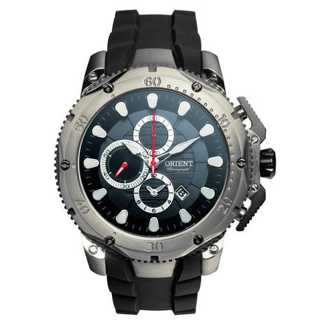 9ebc2ca988 Relógio Orient Masculino Chronograph - MBTPC005 - Relógio Masculino ...