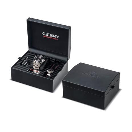 98276a9c491 Relógio Orient Masculino Ref  469ft001 P2sx Speedtech Automático Edição  Limitada
