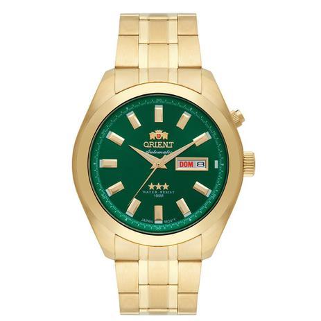 41ebd19a5ae Relógio Orient Masculino Ref  469gp075 E1kx Automático - Relógio ...