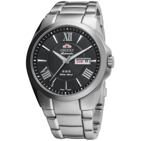 8c22efb37e9 Relógio Orient Masculino Ref  469ss051 P3sx - Automático - Orient ...
