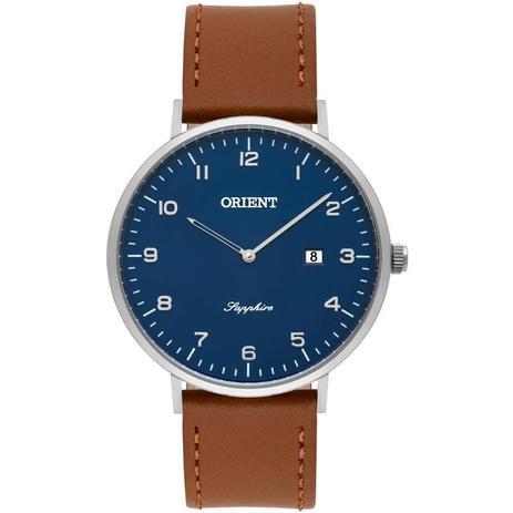 2c67e6556c085 Relógio Orient Masculino Ref  Mbscs008 D2mx Slim Prateado - Relógio ...