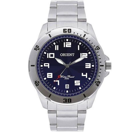 9c330fc3838 Relógio Orient Masculino Ref  Mbss1155a D2sx Clássico - Relógio ...