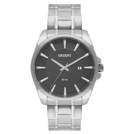 d350237e478 Relógio Orient Masculino Ref  Mbss1320 G1sx Social Prateado ...