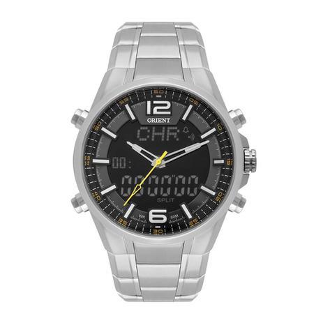 b2d214e77bf Relógio Orient Masculino Ref  Mbssa048 P2sx Anadigi GMT - Relógio ...