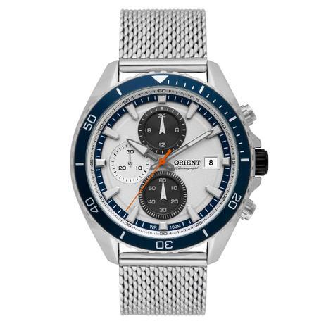 b0701fa97b4 Relógio Orient Sport Masculino MBSSC179 S1SX Cronógrafo Analógico ...