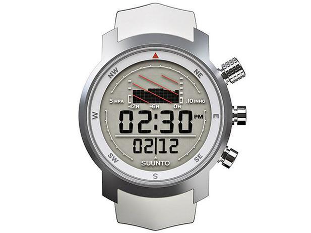 1d31b9e3c67 Relógio Outdoor Suunto Elementum Ventus - Resistente à Água Cronômetro Cronógrafo  Bússola