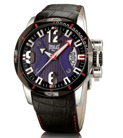 719484b8719 Relógio Pulso Everlast Analógico E230 Masculino Azul - Relógio ...