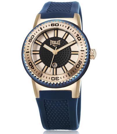 f3af6f7175e Relógio Pulso Everlast Analógico E456 Feminino - Relógio Feminino ...