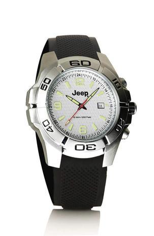 06d90ff0715 Relogio Pulso Masculino Jeep Caixa Aço Pulseira Silicone - Relógio ...