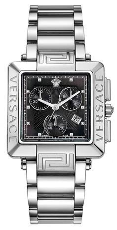 81e9dd99493 Relogio Pulso Masculino Versace V242 Caixa E Pulseira Aço - Relógio ...