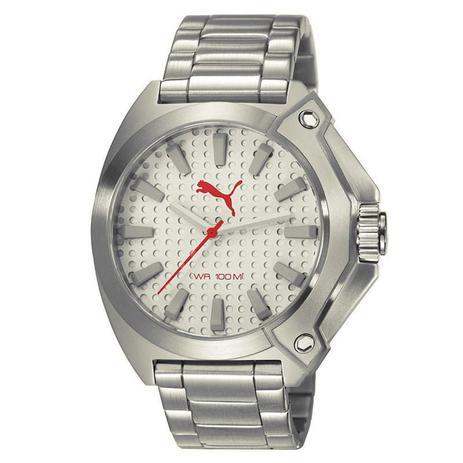 5e052792fb3 Relógio Puma Masculino - 96234G0PMNA5 - Seculus - Relógio Masculino ...
