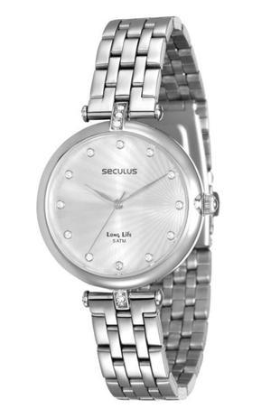 0e049185c30 Relógio Seculus Feminino Long Life 20429L0SVNA2 - Relógio Feminino ...