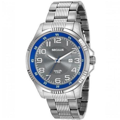 da371a930b1 Relógio Seculus Masculino 20578g0svna1 - Relógio Masculino ...