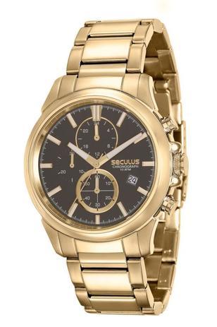 a688b1ecbe2 Relógio Seculus Masculino Chronograph 13023GPSVDA1 - Relógio ...