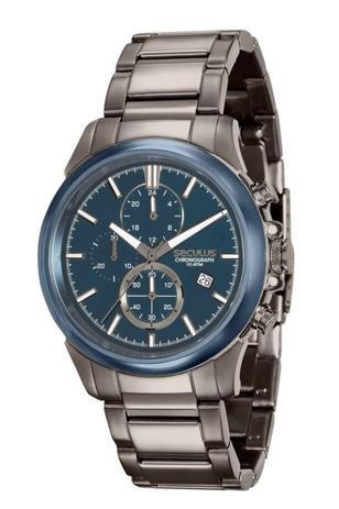 a16f29f5351 Relógio Seculus Masculino Chronograph 13023GPSVQA2 - Relógio ...