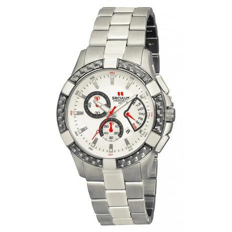 e3089957d39 Relógio Seculus Masculino Chronograph - 48042G0SGNA1 - Relógio ...