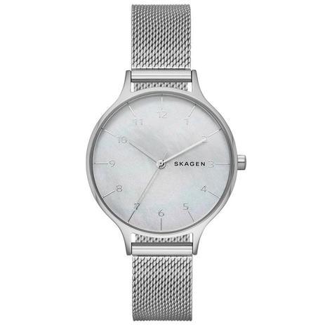 4326a4d25d2 Relógio Skagen Feminino Ref  Skw2701 1kn Slim Prateado - Relógio ...