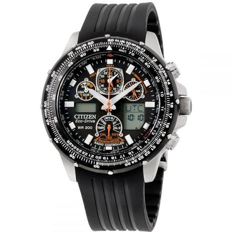251be4d35fb Relógio Skyhawk Rádiocontrol Tz10039j  Jy0001-00e - Citizen ...