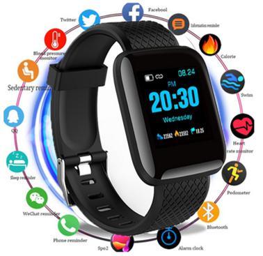 Relógio SmartWatch D13 Preto - Smart bracelet Smart bracelet eg1kaafaje