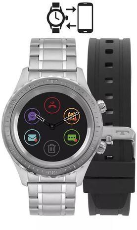 22a250b8b8db8 Relógio Smartwatch Technos Connect Duo Masculino P01AA 1P ...