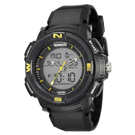 83246834c74 Relógio Speedo Masculino - 81107G0EVNP2 - Seculus - Relógios ...