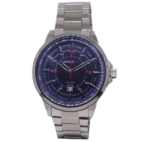 19f75c2eb63 Relógio Speedo Masculino Analógico 15003G0EVNS2 Prata - Relógio ...