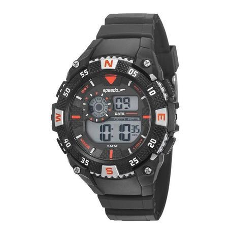 5065fa13143 Relógio Speedo Masculino Ref  11012g0evnp1 Esportivo Digital ...