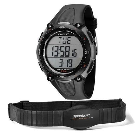 1ee8cdb55ee Relógio Speedo Masculino Ref  80565g0epnp2 Monitor Cardíaco ...