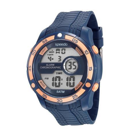 b367f9b080a Relógio Speedo Masculino Ref  81147g0evnp1 Esportivo Digital ...