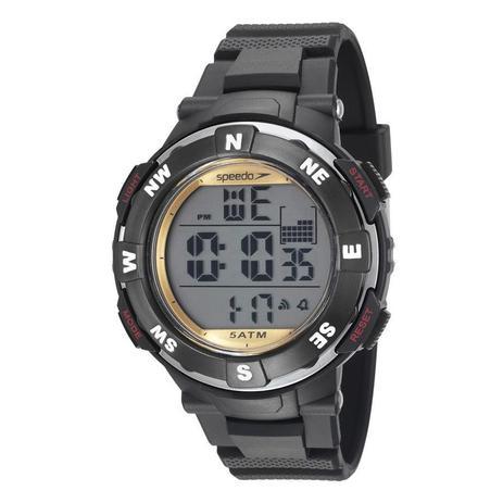 204cd1dad53 Relógio Speedo Masculino Ref  81165g0evnp2 Esportivo Digital ...