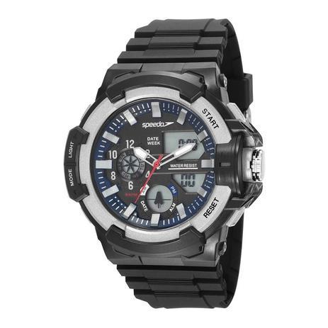 30953e6cd15 Relógio Speedo Masculino Ref  81187g0evnp2 Esportivo Anadigi ...