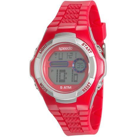 0e271ed46c0 Relógio Speedo Unissex Pulseira de Plástico Diversas Cores - Relógio ...