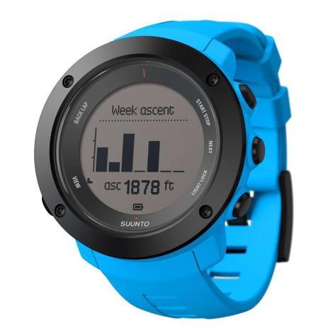 cb0ce010e36 Relógio Suunto Spartan Sport Azul Ss022663000 - Monitor Cardíaco ...
