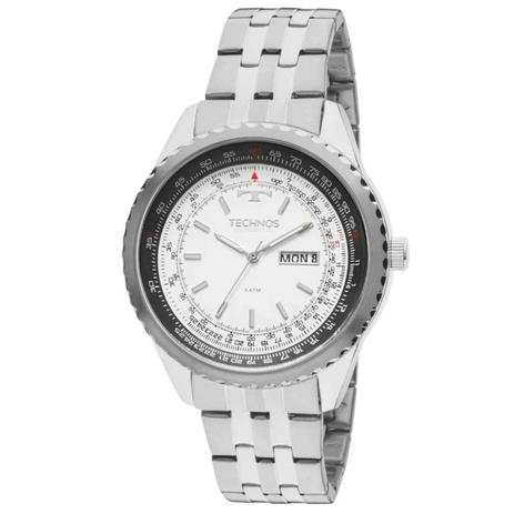 Relógio Technos Analógio Masculino Automático 8205NM 1B - Relógio ... 4020423894