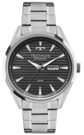Relógio Technos Automático Masculino 8205NW 0P - Relógio ... 7a4a24446d