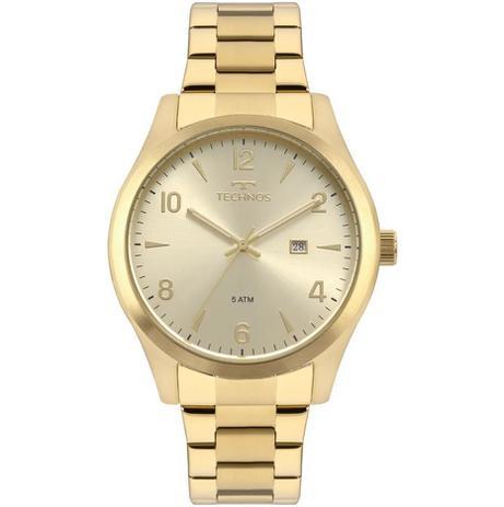 Relógio Technos Classic Steel Masculino 2115MRC 4X - Relógio ... d0f4102dbc