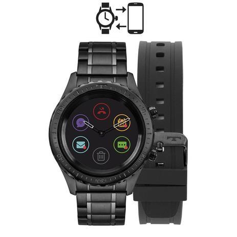 e3c3d97814f21 Relógio Technos Connect Duo P01AB 4P Smartwatch - Smartwatch ...
