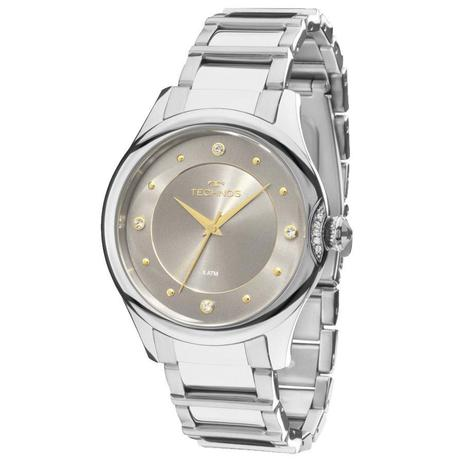 a4d890f9d6c Relógio Technos Elegance Crystal Feminino 2035MFS 3C - Relógio ...