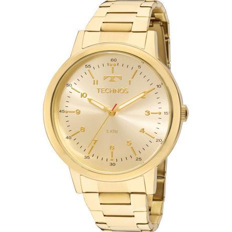 61deb671554 Relógio Technos Elegance Dress 2035MFN 4D - Relógio Feminino ...