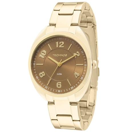 fa5ef2d4abe Relógio Technos Elegance Dress Feminino 2035MCF 4M - Relógio ...