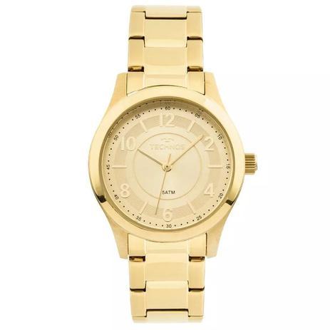 6a6add0f723 Relógio Technos Feminino Analógico Dourado 2035MFT 4X - Relógio ...